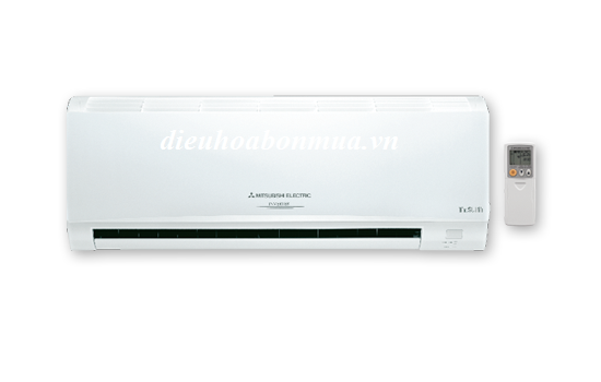 dieu hoa mitsubishi electric 2 chieu inverter 18000btu-msz-hl50va chinh hang