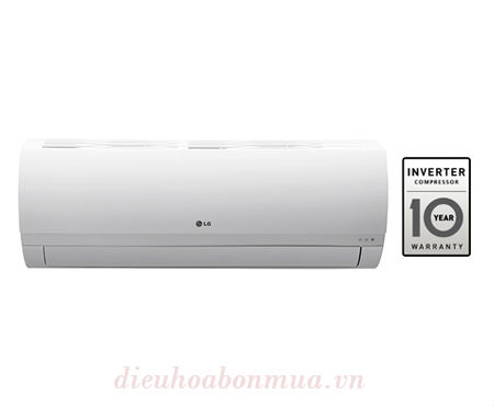 dai ly dieu hoa lg 2 chieu 9000btu inverter b10end