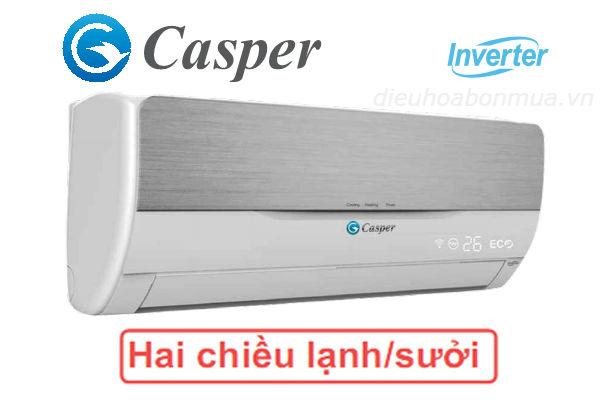 dieu hoa casper inverter 24000btu 2 chieu ih-24tl11