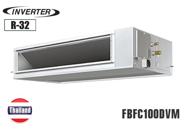 Điều hòa Daikin 1 chiều Inverter công suất 34.000BTU