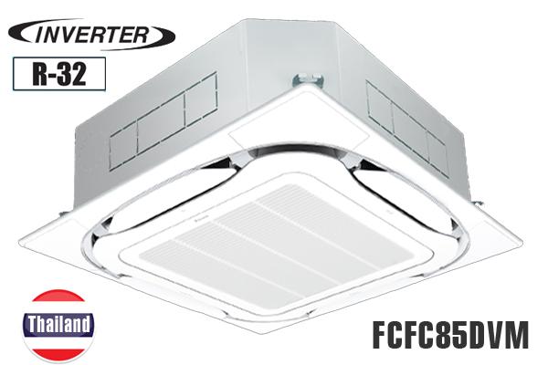 điều hòa daikin âm trần 1 chiều Inverter công suất 30.000btu