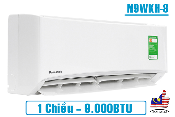Điều hòa Panasonic 1 chiều công suất 9.000BTu