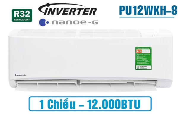 Điều hòa Panasonic 1 chiều INverter công suất 12.000BTU