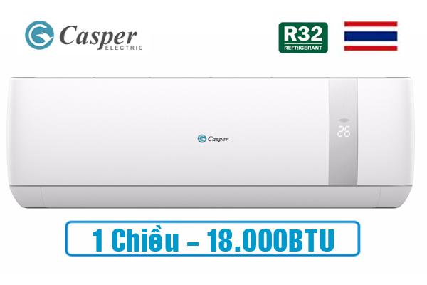 điều hòa casper 1 chiều 18.000Btu sc-18tl32