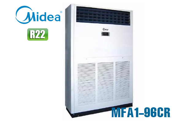 Điều hòa tủ đứng Midea 96.000BTU 1 chiều gas R22 MFA1-96CR