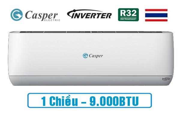Casper 1 chiều Inverter 9000btu gc-09tl32