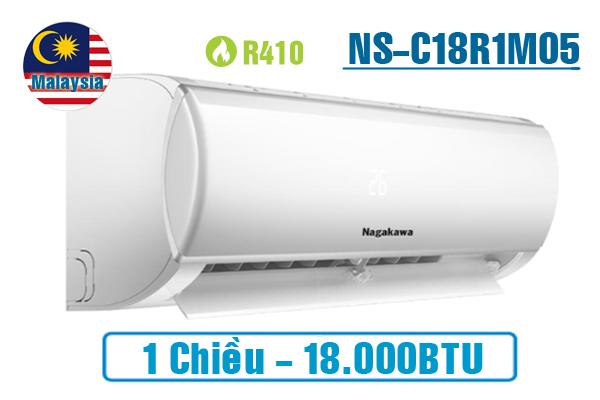 điều hòa nagakawa NS-C18R1M05