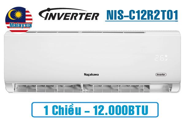 điều hòa nagakawa nis-c12r2t01