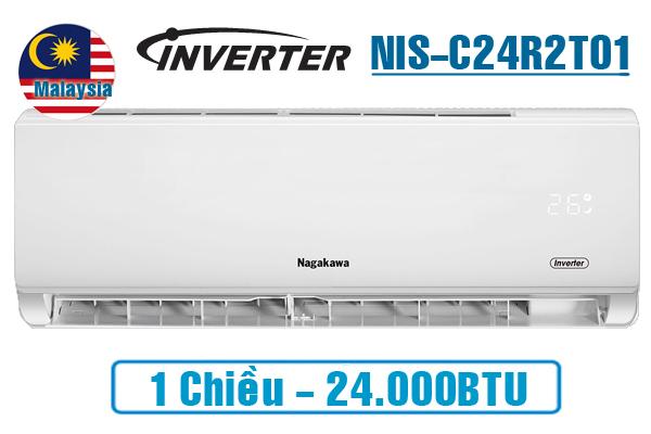 điều hòa nagakawa nis-c24r2t01
