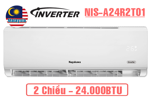 điều hòa nagakawa NIS-A24R2T01
