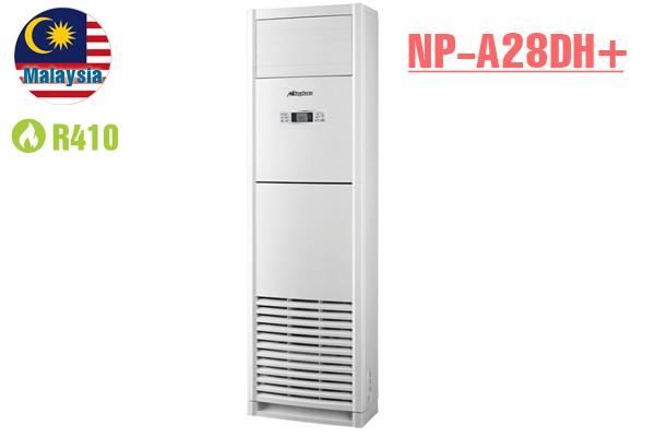 điều hòa tủ đứng nagakawa np-a28dh+