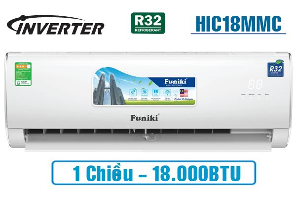 Điều hòa Funiki 1 chiều Inverter 18.000 btu
