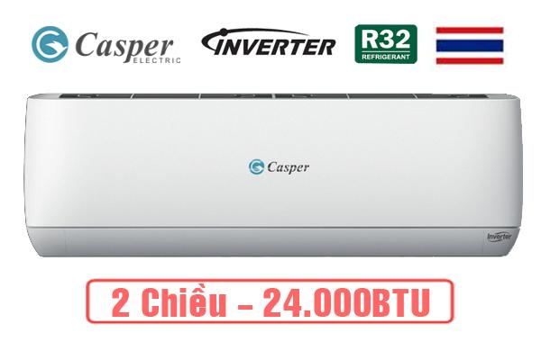 Điều hòa 2 chiều Inverter GH-24TL32